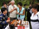 010: Velký zájem vzbudil tradiční čínský rituál přípravy čaje (1)